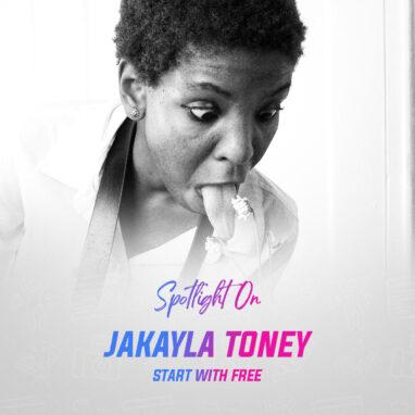 Spotlight on Jakayla Toney 1x1 2021