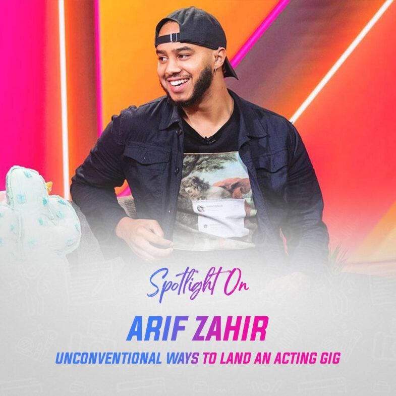 Spotlight on Arif Zahir 1x1 2021