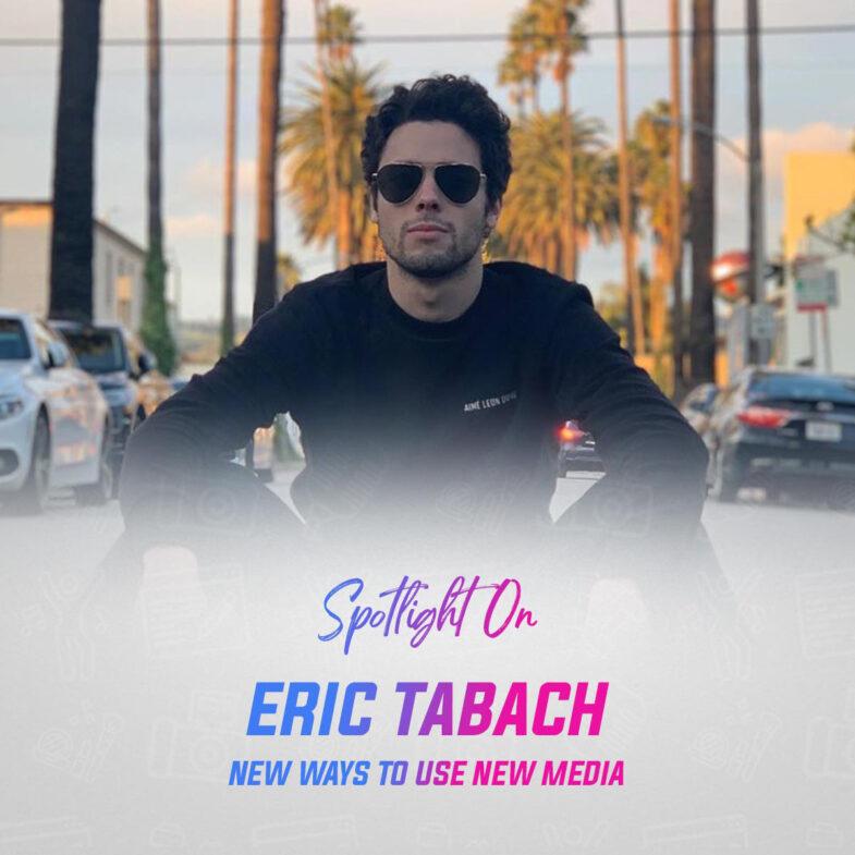 Spotlight on Eric Tabach 1x1 2021