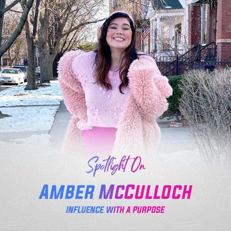 Spotlight on Amber McCulloch 1x1 - 2021