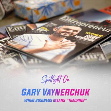 Spotlight on Gary Vaynerchuk 1x1 2021