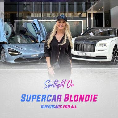 Spotlight on Supercar Blondie 1x1 2021