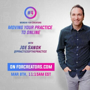 Webinar with Joe Sanok