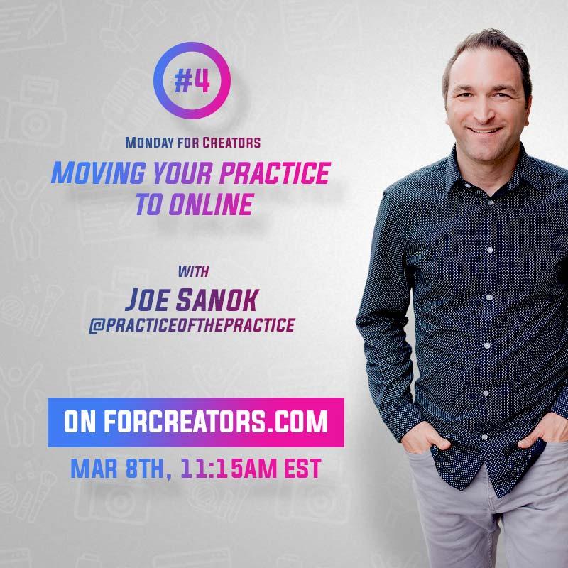 Webinar with Joe Sanok