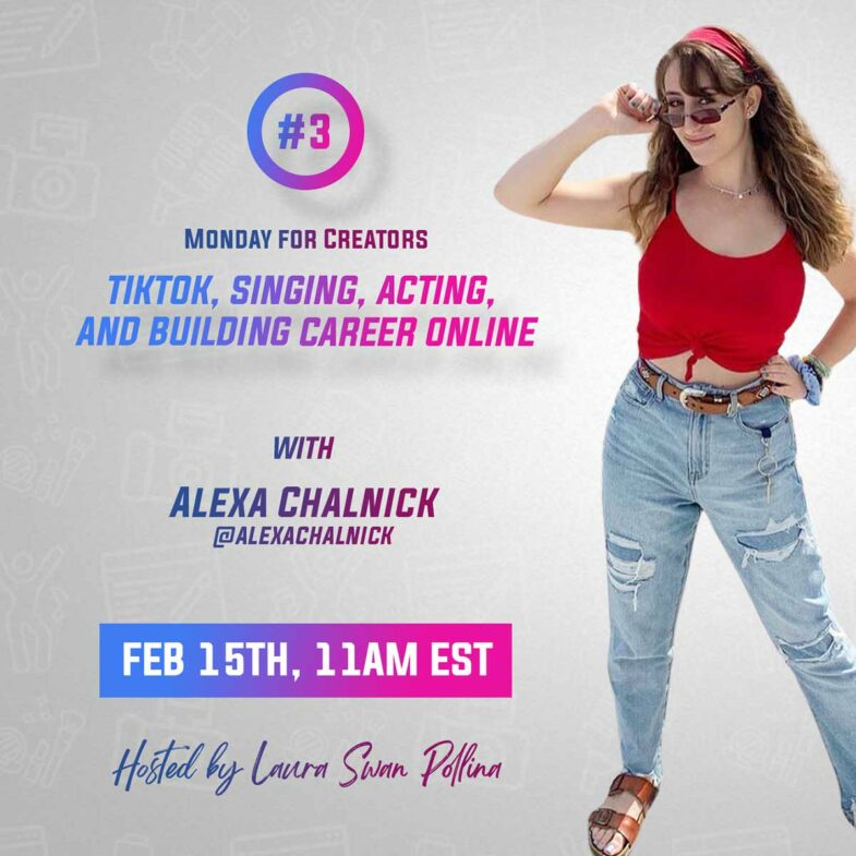 Alexa Chalnick Webinar TikTok