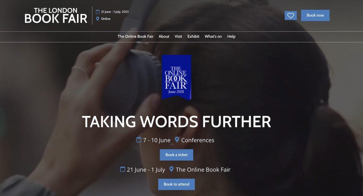 London Book Fair 2021 scaled
