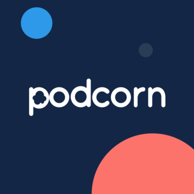 Podcorn logo